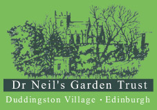 Virtual walk round Dr Neil's Garden - Thursday 4th April 19:30 - Dr Neils Garden